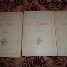 La divina commedia (divina comedie-vol. sunt in lb italiana)- Dante Alighieri - Carte in italiana