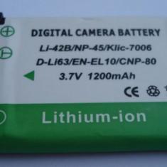 Baterii EN-EL10 ENEL10 Nikon CoolPix S230, CoolPix S3000, CoolPix S4000 - Baterie Aparat foto Nikon, Dedicat