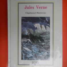 CAPITANUL HATERAS Jules Verne Nr.5 Biblioteca Adevarul - Carte de aventura