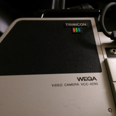 Trinicon Wega VCC4290 Camera Video de colectie