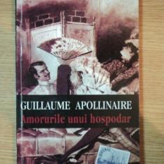 AMORURILE UNUI HOSPODAR de GUILLAUME APOLLINAIRE, 2002 - Roman