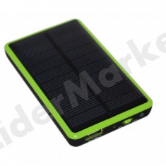 Incarcator solar 5000mAh GRANTIE 12 LUNI