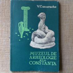 Muzeul de arheologie din constanta istorie carte album arta muzeu hobby ilustrat - Album Muzee