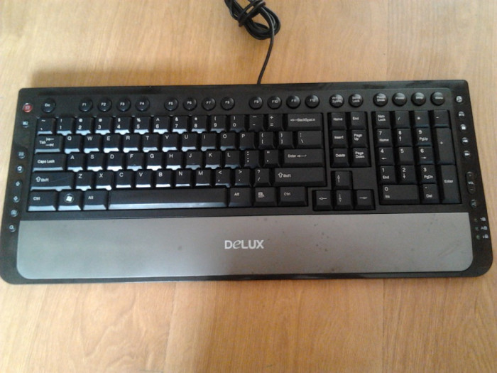 DELUX K5108 WINDOWS XP DRIVER