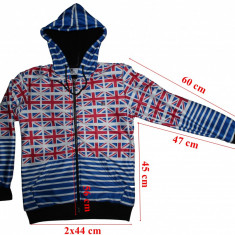 Hanorac DC, barbati, marimea XS - Echipament Ciclism, Bluze/jachete
