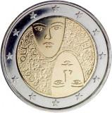 FINLANDA moneda 2 euro comemorativa 2006 - UNC