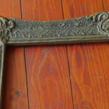 rama veche deosebita din lemn pentru tablou sau oglinda !!!