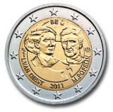 BELGIA 2 euro comemorativa 2011 - UNC