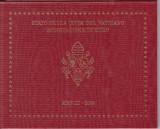 2008 Vatican Euro Set emisiune oficiala BENEDETTO XVI FDC - UNC, Europa