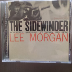 Lee Morgan The sidewinder w. Joe Henderson & Harris & Cranshaw & Higgins, CD, capitol records