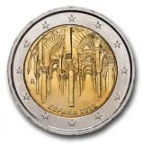 SPANIA 2 euro comemorativa 2010 - UNC, Europa, Cupru-Nichel