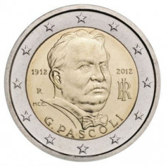 ITALIA 2 euro comemorativa 2012 - UNC