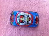 Masinuta din tabla jucarie auto ruseasca URSS comunista Rusia hobby de colectie