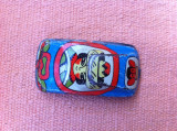 Masinuta din tabla jucarie veche auto ruseasca URSS Rusia hobby colectie