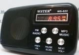 Radio Digital Mp3 Player model 2015, 0-40 W