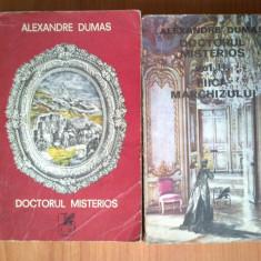n6 Dumas- doctorul misterios, fiica marchizului 2 vol