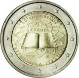 ITALIA moneda 2 euro comemorativa 2007 TOR - UNC, Europa, Cupru-Nichel