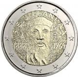 FINLANDA 2 euro comemorativa 2013, Sillnapaa - UNC