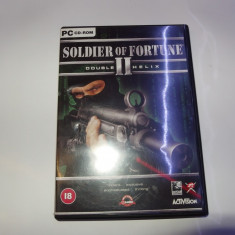 Joc PC Soldier of Fortune II Double Helix original - Jocuri PC Altele, Shooting
