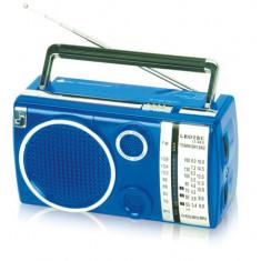 Radio portabil cu MP3 Player Leotec LTD8 radio retro - Aparat radio Leotec, Analog, 0-40 W