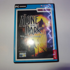 Joc PC Alone in the Dark - The New Nightmare original - Jocuri PC Altele