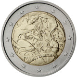 ITALIA moneda 2 euro comemorativa 2008 - UNC, Europa, Cupru-Nichel