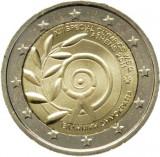 GRECIA 2 euro comemorativa 2011 - UNC, Europa, Cupru-Nichel