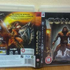 Conan (PS3) (ALVio) + sute alte Jocuri PS3 Thq (SCHIMB ), Actiune, 18+
