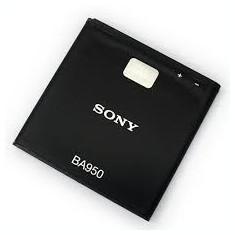 Acumulator Sony Xperia ZR cod BA950 produs nou original, Li-ion