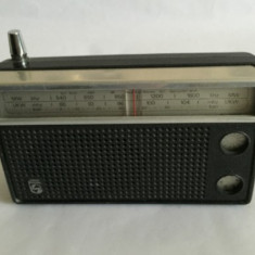 Radio portabil analog Philips 2 benzi - Aparat radio
