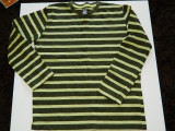 Bluza cu maneca lunga pentru baieti, marca Zara, marimea 7-9 ani
