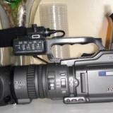 Vand schimb camera video Sony dsr pd-150 minidv-dvcam, stare perfecta, ieftin,, CCD