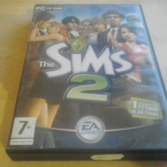 Joc PC - The SIMS 2 (BOX SET) - (GameLand - sute de jocuri) - Jocuri PC Electronic Arts, Simulatoare, 12+, Single player