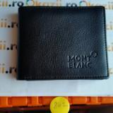 Portofel Montblanc Platinum Leather Collection cod 842