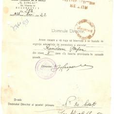 SC PRIMARA NO 18 BAIETI G SINCAI 1938