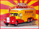 1951 - Macheta camion circ Pinder - BERNARD 28 (scara 1/43) DIREKT COLLECTIONS