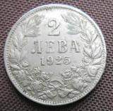 BULGARIA 2 LEVA 1925