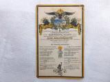 Crucea Rosie,carte postala oficiala,din 1915.Necirculata. Rereducere., Germania, Printata