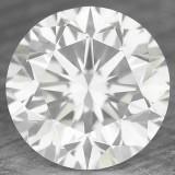 DIAMANT NATURAL ALB  - 0,125ct. - 3,20 mm- certificat de autenticitate BRILIANT