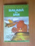 n7 Vladislav Vancura - Balada lui Jan
