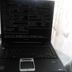 LAPTOP TOSHIBA TECRA S4 CORE2 DUO T7200, 2GB DDR2 INCOMPLET PERFECT FUNCTIONAL, Intel Core 2 Duo, Fara sistem operare
