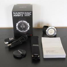 Ceas Suunto Ambit2 Sapphire (Heart Rate Belt) - Ceas barbatesc Suunto, Mecanic-Manual