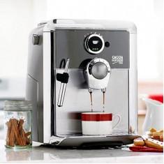 Espressor Gaggia Platinum Vogue + cadou Milk Island - Espressor automat Gaggia, Cafea boabe, 15 bar, 1.7 l, 1500 W