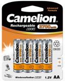 Acumulator Camelion HR6 2700mAh NiMH 4 buc./blister