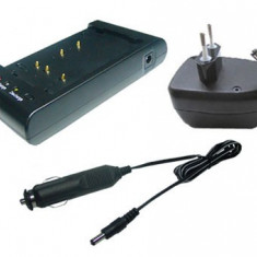 Incarcator compatibil acumulator JVC BN-V20U