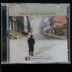 Van Morrison 2 CD Still on Top – The Greatest Hits - Muzica Folk