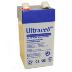 Acumulator stationar Ultracell 4V 4.5Ah