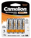 Acumulator Camelion HR6 Mignon AA 2500mAh 4 buc. / Blister