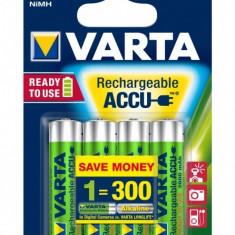 Acumulator Varta V56776 Mignon AA 4 buc./ blister 2600mAh - Baterie Aparat foto Varta, Tip AA (R6)