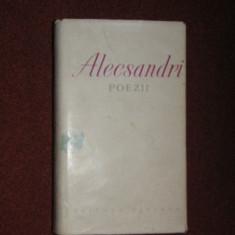 Poezii - Vasile Alecsandri (Editia de lux, 786 pagini) - Carte de lux